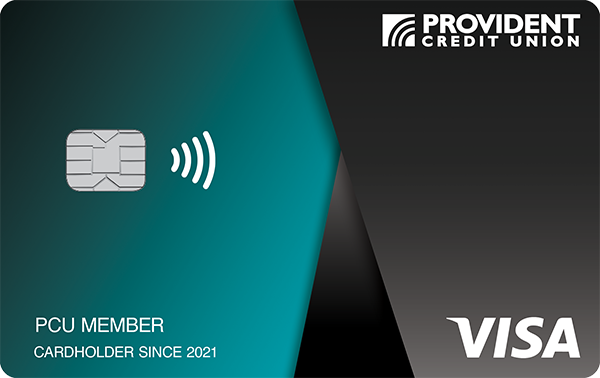Provident Share Secured Visa