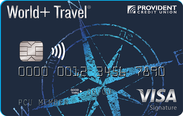 World+ Travel Visa Signature Card